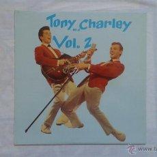 Discos de vinilo: TONY CHARLEY VOL 2 -HISTORIA DE LA MUSICA POP ESPAÑOLA LP 1988. Lote 45518471
