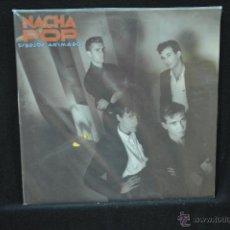 Discos de vinilo: NACHA POP - DIBUJOS ANIMADOS - LP. Lote 45523546