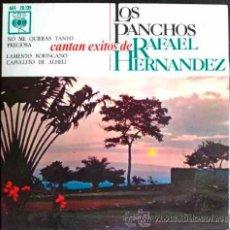 Discos de vinilo: LOS PANCHOS CANTAN ÉXITOS DE RAFAEL HERNÁNDEZ - EP. Lote 30749142