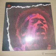 Discos de vinilo: JIMI HENDRIX (LP) FABULOSO JIMI HENDRIX AÑO 1972 - DOBLE DISCO CON PORTADA ABIERTA. Lote 45529745
