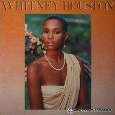 Discos de vinilo: LP WHITNEY HOUSTON VINYL 1985 ARISTA SPAIN. Lote 45541951