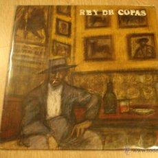 Discos de vinilo: REY DE COPAS, MISMO TITULO, DRO RECORDS, 1987, ORIGINAL MADE SPAIN, LP. Lote 45543185