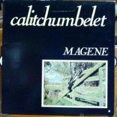 Discos de vinilo: MAGENE, CALITCHUMBELET (AS) LP FRANCIA - FOLK NORMANDO - METIVIER LE MAISTRE COTIS-CAPEL DALARUN. Lote 45544074