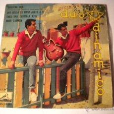 Discos de vinilo: DUO DINÁMICO - QUISIERA SER - LA VOZ DE TU AMO - 1.961. Lote 45550977