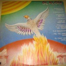Discos de vinilo: SLALOM - 1977. Lote 45562867
