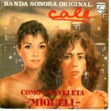 Discos de vinilo: MIQUELI COMO UNA VELETA . Lote 45568383