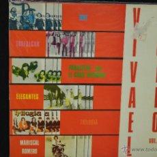 Discos de vinilo: VIVA EL ROLLO VOL IV - LP RECOPILATORIO - LP. Lote 45581308