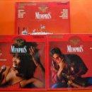Discos de vinilo: MEMPHIS - 3 DISCOS DE VINILO ROJOS - NUEVOS PRECINTADOS - ROCK-POP - ROCK'N ROLL - COUNTRY & SOUL. Lote 45583022