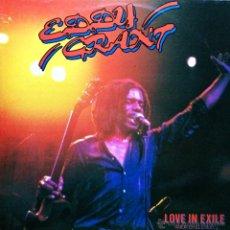 Discos de vinilo: EDDY GRANT LP 33 RPM LOVE IN EXILE. Lote 45613787