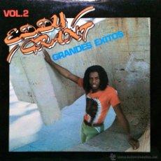 Discos de vinilo: EDDY GRANT LP 33 RPM GRANDES ÉXITOS. Lote 45614049