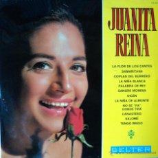 Discos de vinilo: JUANITA REINA - SALOMÉ - EDICIÓN DE 1967 DE ESPAÑA. Lote 45614073