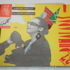 Discos de vinilo: REVISTA 27 PUÑALADAS Nº 3 + DISCO DE VINILO EN BUEN ESTADO. Lote 45617992