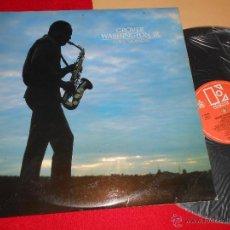 Discos de vinilo: GROVER WASHINGTON JR COME MORNING LP 1981 ELEKTRA EDICION ESPAÑOLA SPAIN EX. Lote 54599130