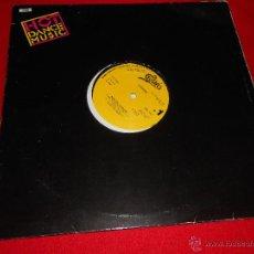 Discos de vinilo: TIJERITAS BAMBOLEO (VERSION MAXI) + AZUCAR MORENO AUNQUE ME FALTE EL AIRE (LERELE MIX) MX 1988 PROMO. Lote 45620923