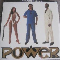 Discos de vinilo: ICE-T - POWER (1988) - LP REEDICIÓN SIRE NUEVO. Lote 45622182