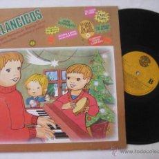 Discos de vinilo: EL ÓRGANO HAMMOND DE DOMINGO TORRES CON ZAMBOMBAS, PANDERETAS Y PALILLOS. Lote 45622366