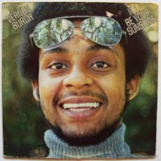 Discos de vinilo: VERNON BURCH - I'LL BE YOUR SUNSHINE (LP 1975) (((ESCUCHA))). Lote 45623953