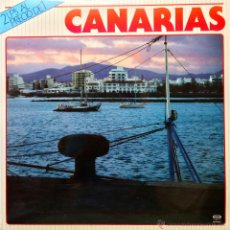 Discos de vinilo: CANARIAS. Lote 45626395