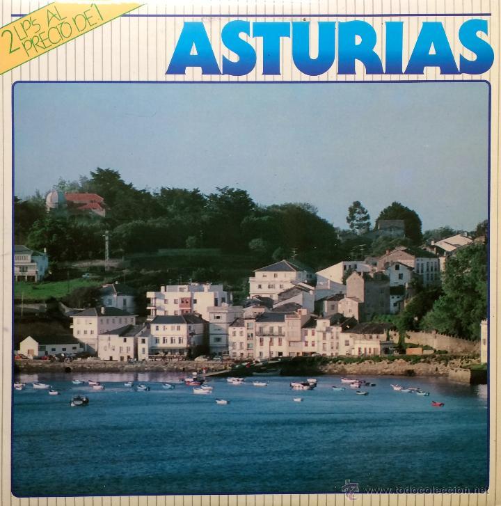 ASTURIAS (Música - Discos - LP Vinilo - Étnicas y Músicas del Mundo)