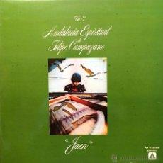 Discos de vinilo: FELIPE CAMPUZANO ANDALUCÍA ESPIRITUAL VOL.3 JAEN. Lote 45631157