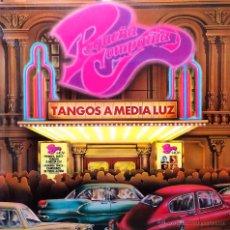 Discos de vinilo: PEQUEÑA COMPAÑÍA TANGOS A MEDIA LUZ. Lote 45631328