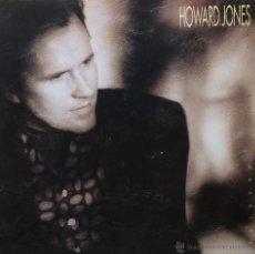 Discos de vinilo: HOWARD JONES RUNNING. Lote 45631376