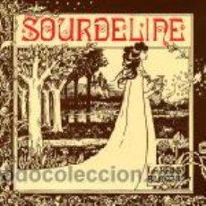 Disques de vinyle: SOURDELINE - LA REINE BLANCHE (LP, ALBUM, RE, GAT) (GUERSSEN GUESS068). Lote 45631379