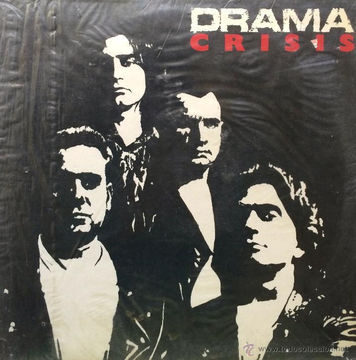 DRAMA CRISIS (Música - Discos - LP Vinilo - Grupos Españoles de los 90 a la actualidad)