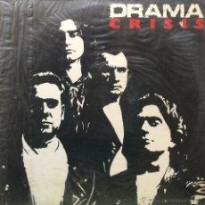 Discos de vinilo: DRAMA CRISIS. Lote 96876483