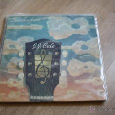 JJ CALE, TROUBADOUR, SHELTER RECORDING, 1976, 1º EDICION MADE IN ENGLAND, LP