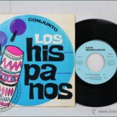 Discos de vinilo: DISCO EP VINILO - CONJUNTO LOS HISPANOS. MAMBO RÁPIDO - EDITA DISCOPHON - 1969 - ESPAÑA. Lote 45638794
