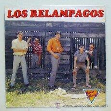 Discos de vinilo: LOS RELÁMPAGOS - 'LOS RELÁMPAGOS' (LP VINILO). Lote 45639967