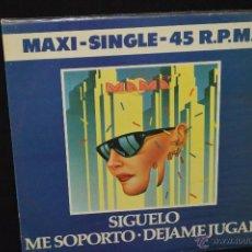 Discos de vinilo: MAMA - SIGUELO - MAXI LP. Lote 45640342