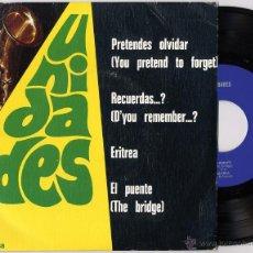 Discos de vinilo: UNIDADES - PRETENDES OLVIDAR - ERITREA + 2 EP 1975 (((ESCUCHA))). Lote 45623863