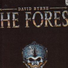 Discos de vinilo: DAVID BYRNE FOREST. Lote 45643955