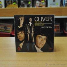Discos de vinilo: OLIVER - WHO WILL BUY (QUIEN COMPRARA EL AMOR) / WHERE IS LOVE (DONDE ESTA EL AMOR) - SINGLE. Lote 45645599