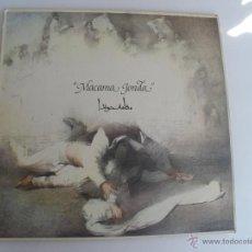 Discos de vinilo: MACAMA JONDA - JOSÉ HEREDIA MAYA. Lote 45651793