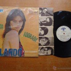 Discos de vinilo: DISCO GRANDE VINILO RARO - ALICIA ADORADA ORALNDO Y SU COMBO RITMO VENEZUELA DISCOS FUENTES COLOMBIA. Lote 45651835