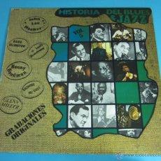Discos de vinilo: HISTORIA DEL BLUES & JAZZ. VOL. 5. Lote 45657212