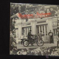 Discos de vinilo: REUNIONES NOCTURNAS - AVENTURAS EN UN CINE LEJANO - LP LUEGO LOS MARINOS . Lote 45658368