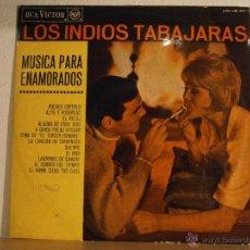 Discos de vinilo: LOS INDIOS TABAJARAS. MUSICA PARA ENAMORADOS.. Lote 45658654