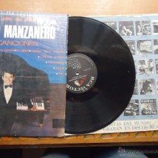 Discos de vinilo: DISCO GRANDE VINILO RARO - ARMANDO MANZANERO A MI AMOR CON MI AMOR - RCA VICTOR CORPORACION AMERICA. Lote 45662788