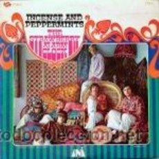 Discos de vinilo: THE STRAWBERRY ALARM CLOCK - INCENSE AND PEPPERMINTS. Lote 45663920