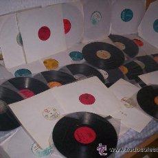 Discos de vinilo: 5 LP HOMENAJE A MEXICO VOL.1 - 2 - 3 - 4 - 5 - CBS 1978. Lote 45664791
