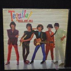 Discos de vinilo: TEQUILA - ROCK AND ROLL - LP. Lote 45664874