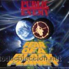 Discos de vinilo: PUBLIC ENEMY - FEAR OF A BLACK PLANET (LP, ALBUM) (CBS) M-/M-. Lote 45665905