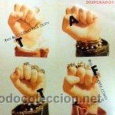 Dischi in vinile: DESPERADOS - TAN ALTO COMO NOS DEJEN, TAN FUERTE COMO PODAMOS (LP, ALBUM) (NOLA!)N-189. Lote 45666094