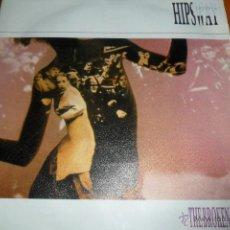 Disques de vinyle: HIPSWAY - THE BROKEN YEARS / FORBIDDEN .- SINGLES A 0,90 . Lote 45666265
