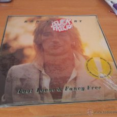Discos de vinilo: ROD STEWART - FOOT LOOSE & FANCY FREE . DISCO VINILO . LP. Lote 163099133