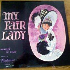 Discos de vinilo: MY FAIR LADY EDICION FRANCESA.. Lote 45670905